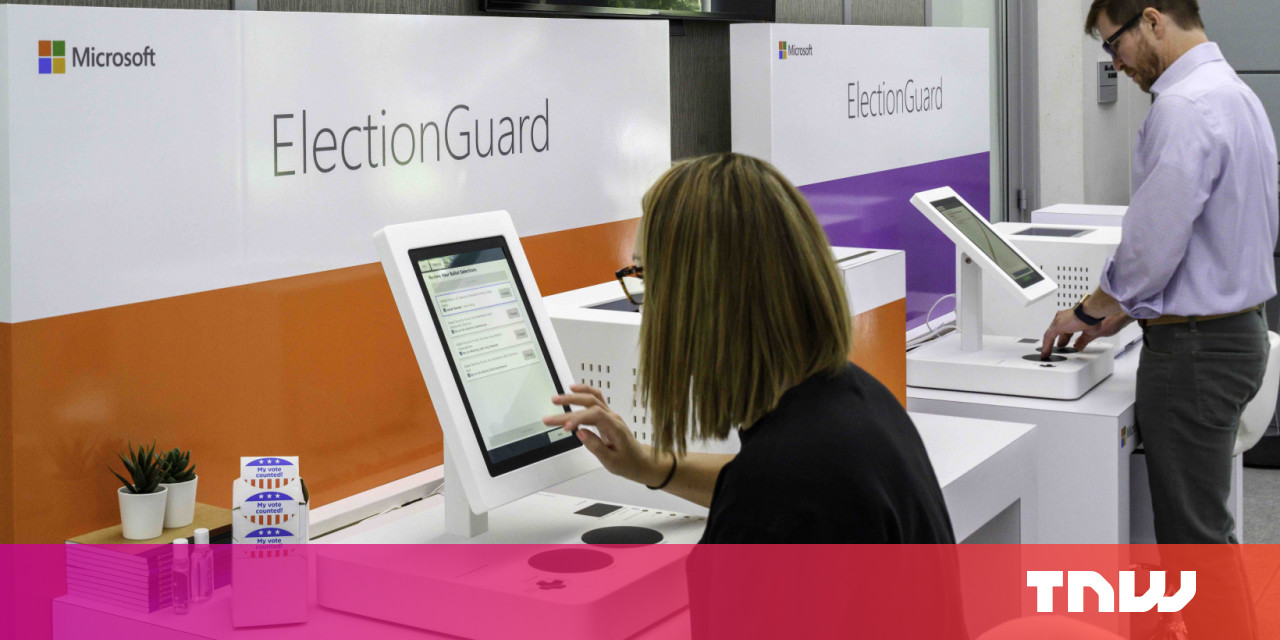 Microsoft's open-source election software now has a bug bounty program