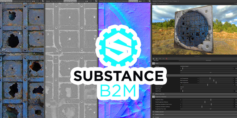 Substance Bitmap2Material 2017 download for free