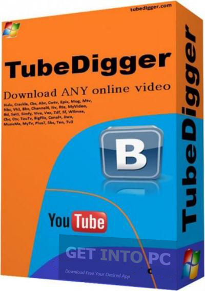 Free download of TubeDigger