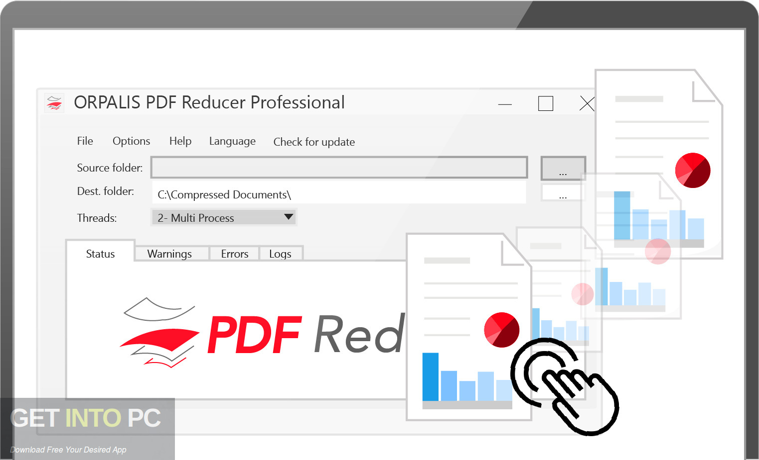 ORPALIS PDF Reducer Professional 2019 Direct link Download-GetintoPC.com