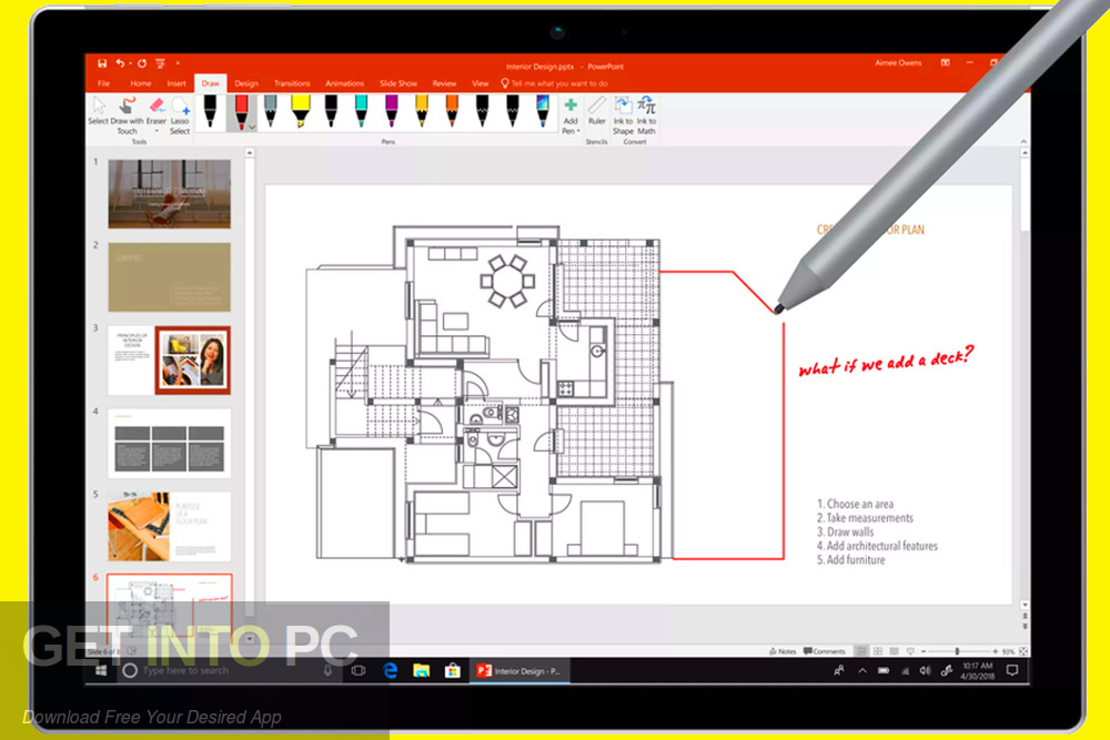Offic e 2016 Professional Plus updated in August 2019 Latest version Download-GetintoPC.com