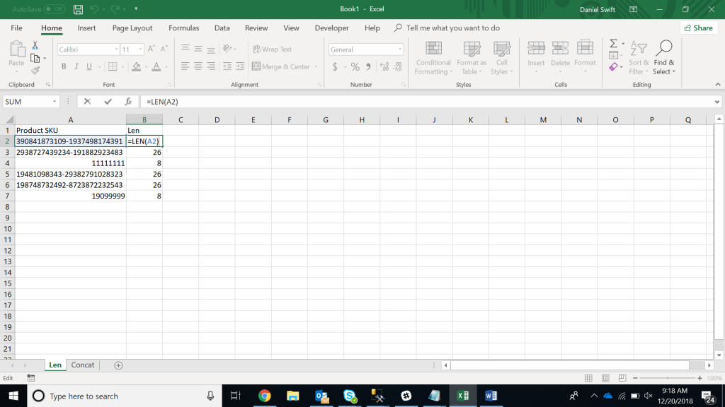 1567071559 791 15 excel data analysis functions you need to know excel with business