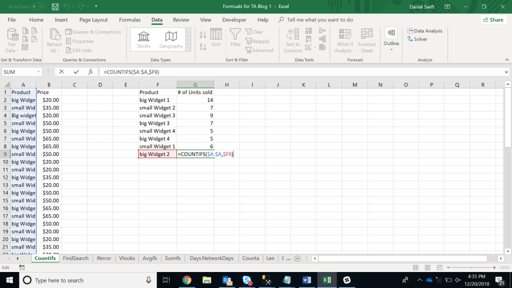 1567071560 220 15 excel data analysis functions you need to know excel with business