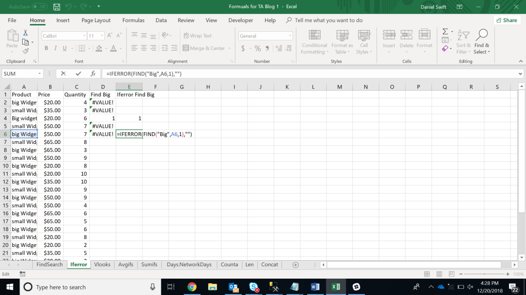1567071560 408 15 excel data analysis functions you need to know excel with business