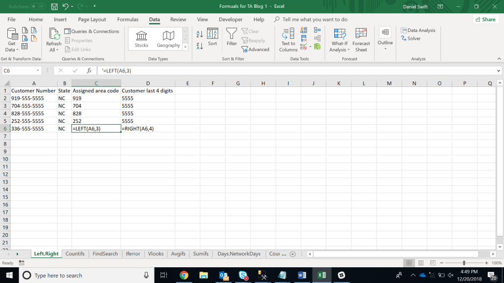 1567071561 654 15 excel data analysis functions you need to know excel with business