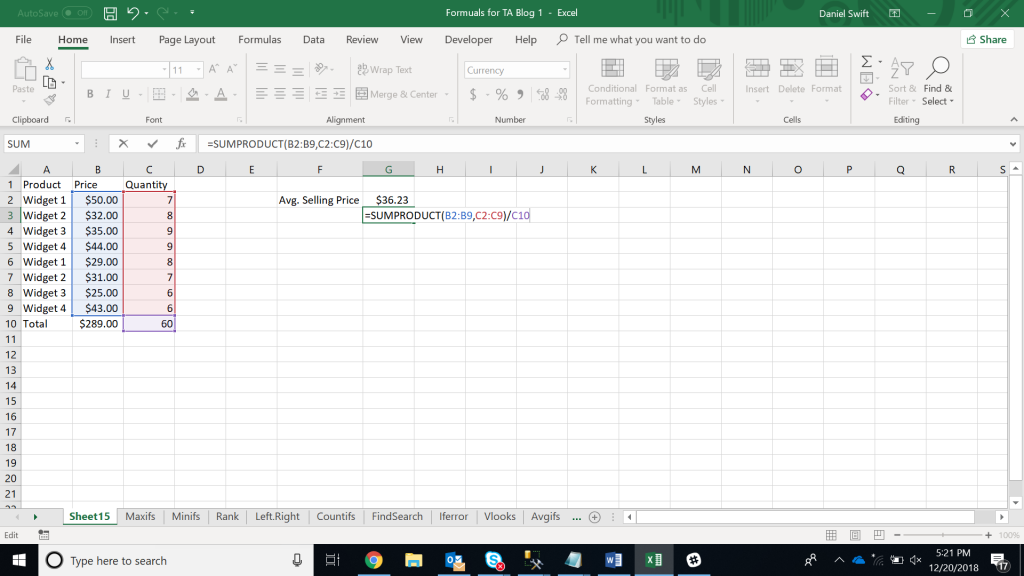 1567071561 799 15 excel data analysis functions you need to know excel with business