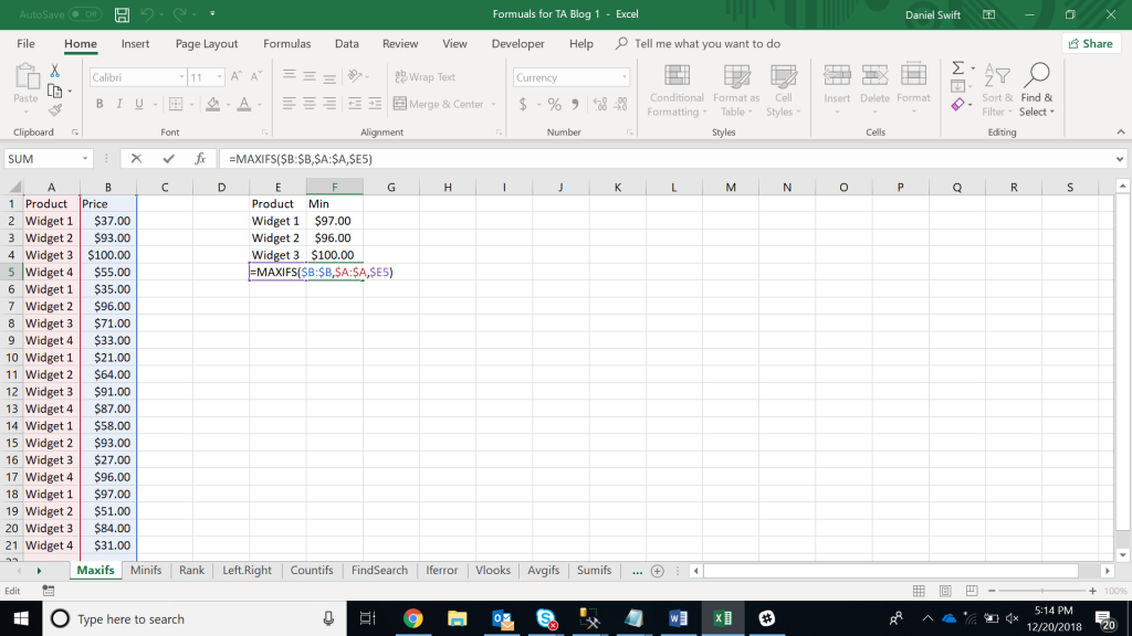 1567071561 941 15 excel data analysis functions you need to know excel with business