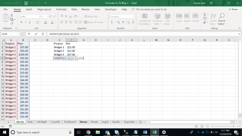 1567071561 949 15 excel data analysis functions you need to know excel with business