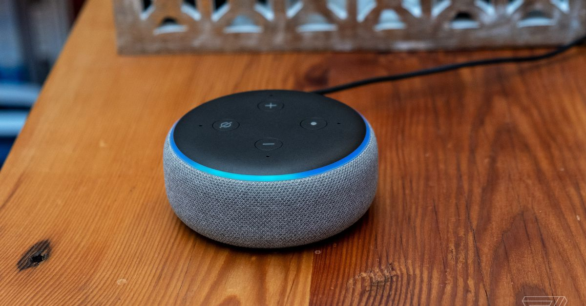 Amazon will let you opt out of human review of Alexa recordings