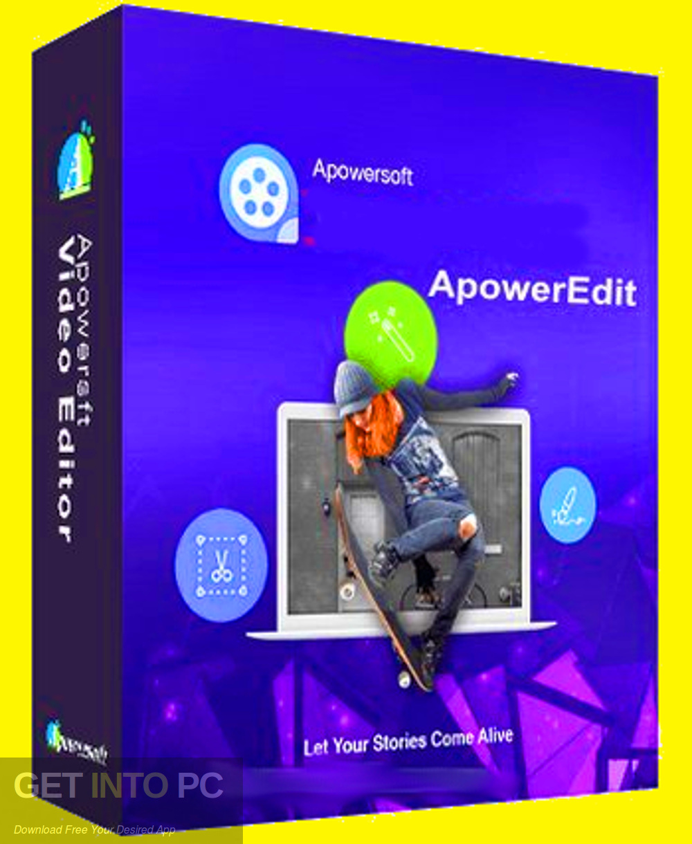 Apowersoft ApowerEdit Pro 2019 Free Download-GetintoPC.com
