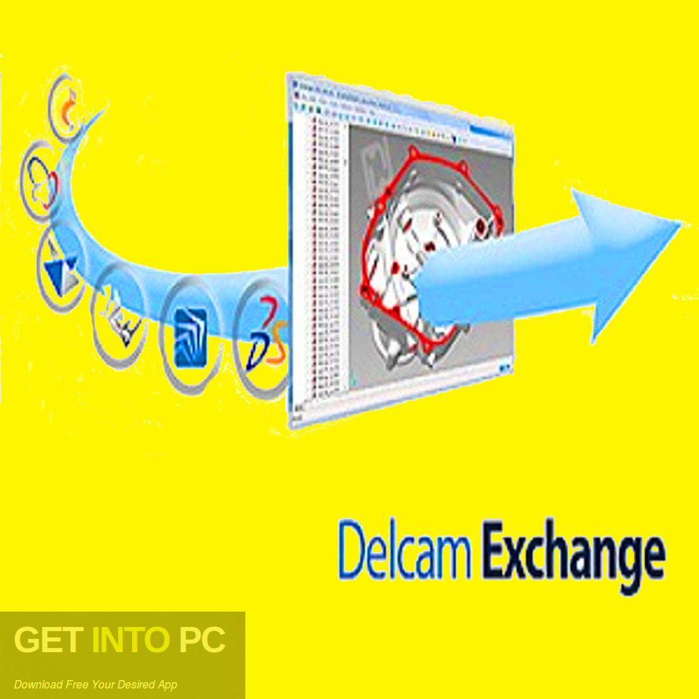 Delcam Exchange 2016 R3 Free Download-GetintoPC.com