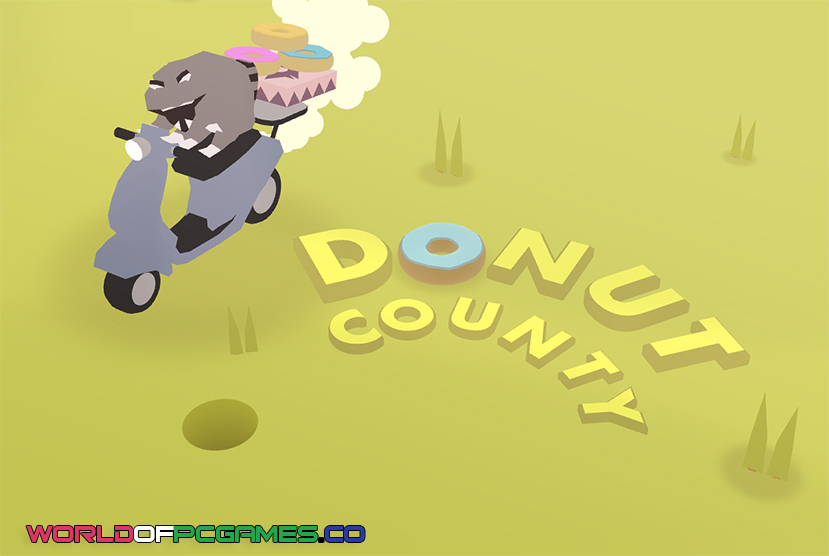 Donut County Free Download PC Game of Worldofpcgames.co