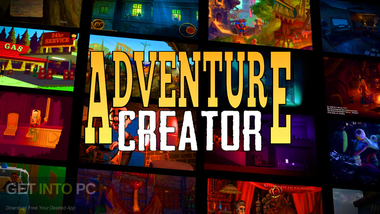 Adventure Creator Asset for Unity Download free-GetintoPC.com