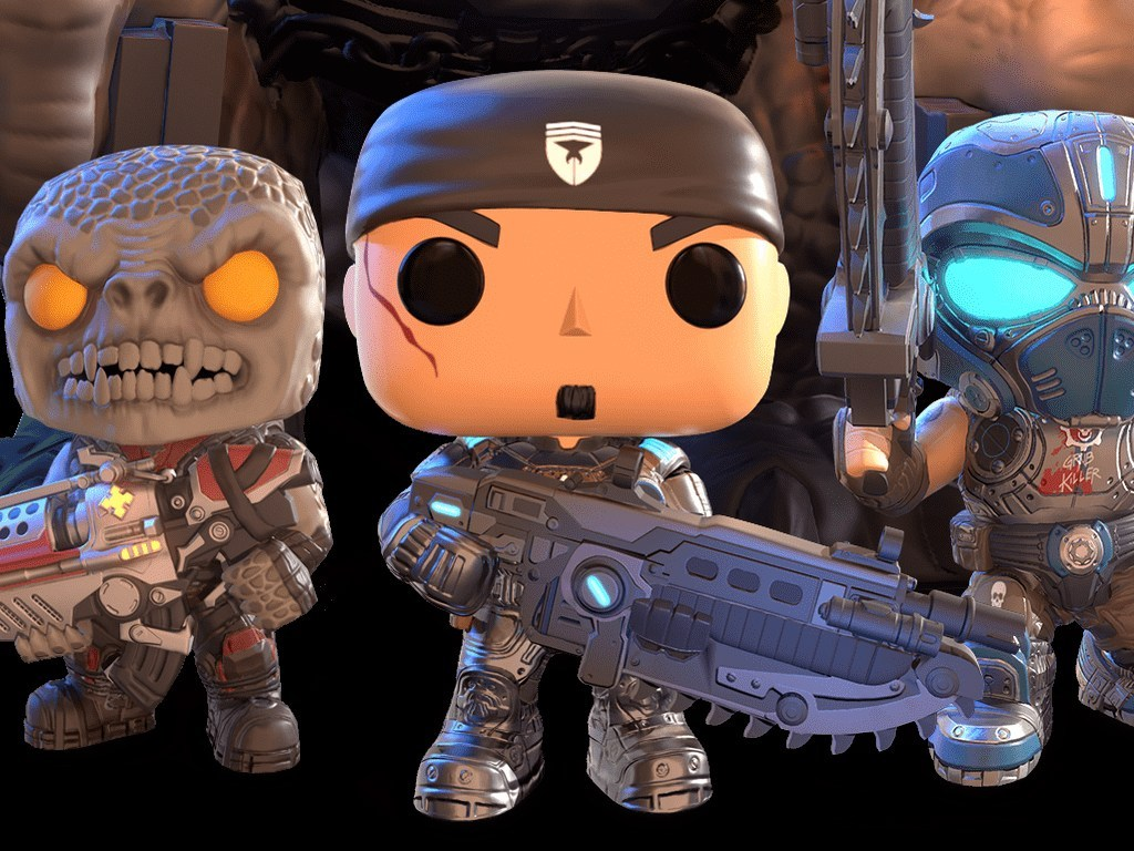 Gears Pop! video game on Windows 10, iOS and Android