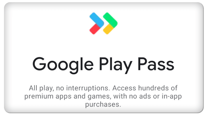 Google is testing Play Pass - their answer to Apple Arcade