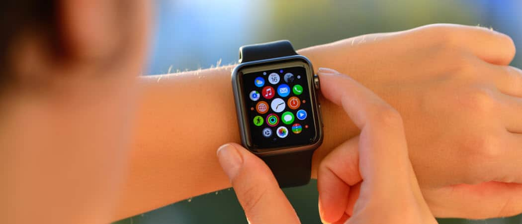How to Check Your Calendar from Your Apple Watch