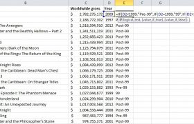 How to do IF and nested IF functions in Excel - Excel with Business