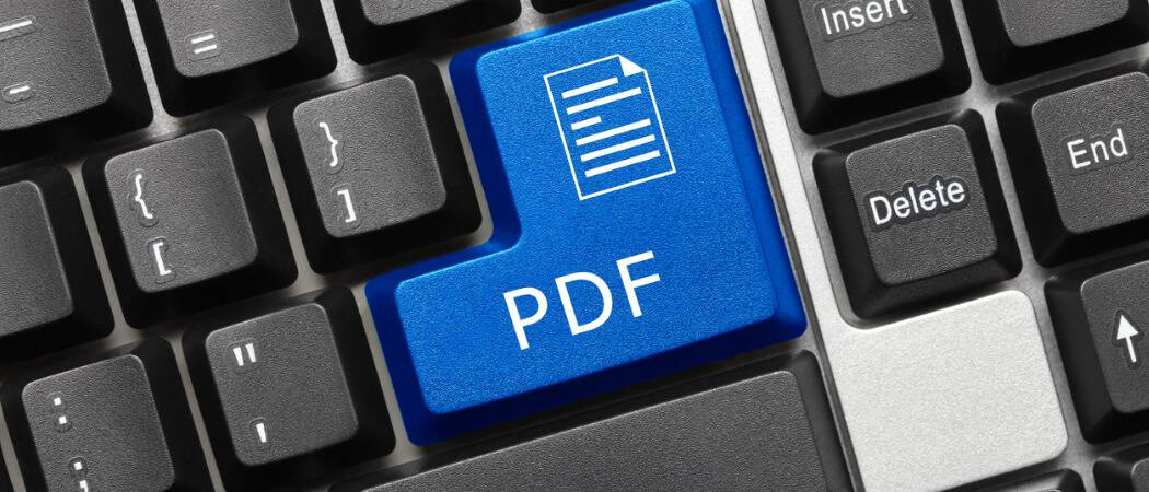 How to Remove or Extract Individual Pages from a PDF