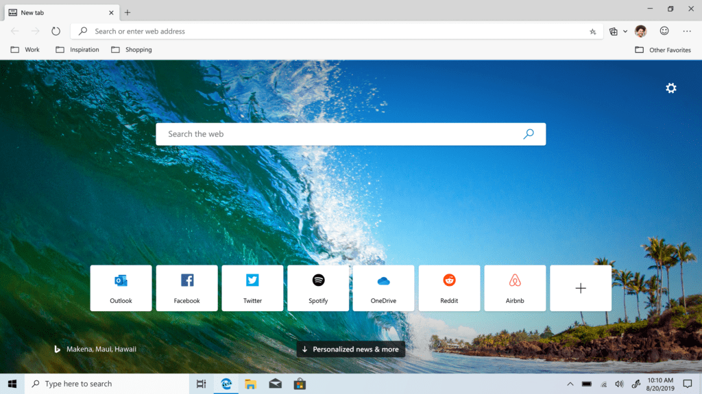 How to try Microsoft's Chromium-powered Edge Beta