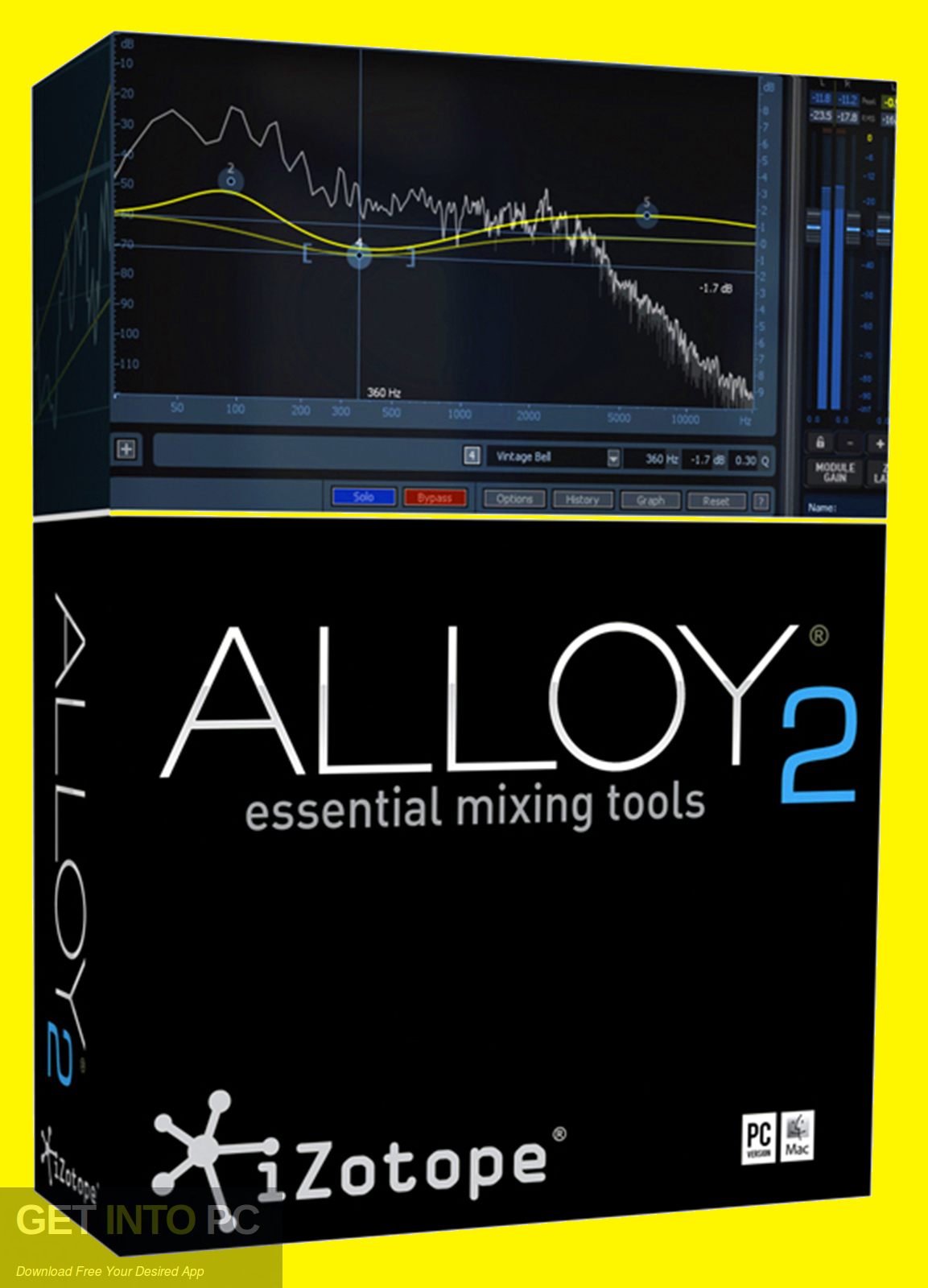 iZotope - Alloy 2 VST Download free-GetintoPC.com