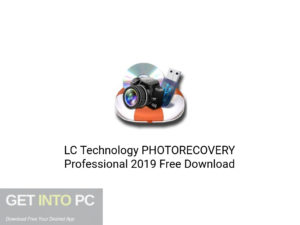 LC Technology PHOTORECOVERY Professional 2019 Latest version Download-GetintoPC.com