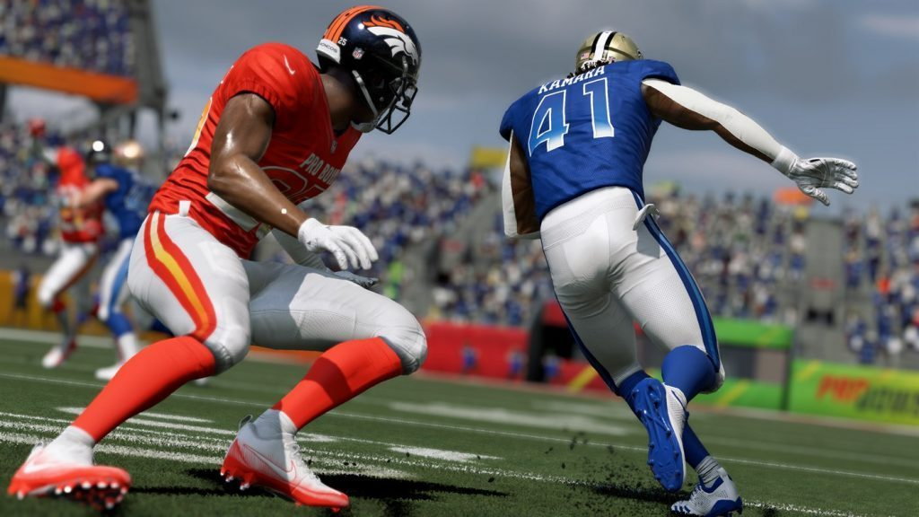 Madden NFL 20 video game is now live on Microsoft's Xbox One consoles