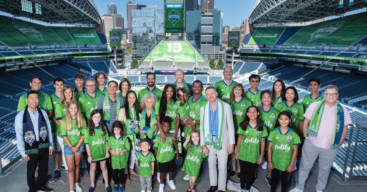 Microsoft vets, Ciara, and Macklemore team up to own Seattle Sounders soccer club