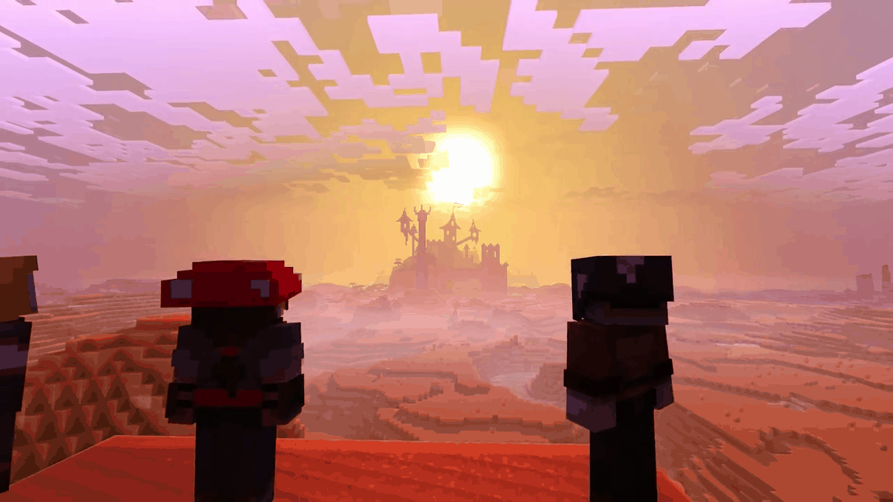 Minecraft to keep its pixelated style as Super Duper Graphics pack is now officially canceled