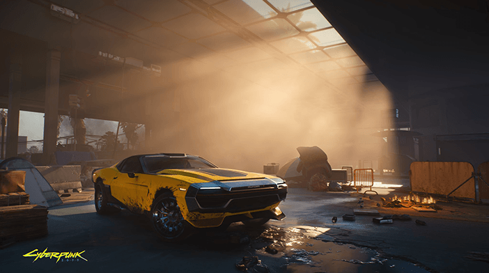 New screenshots and info available for Cyberpunk 2077