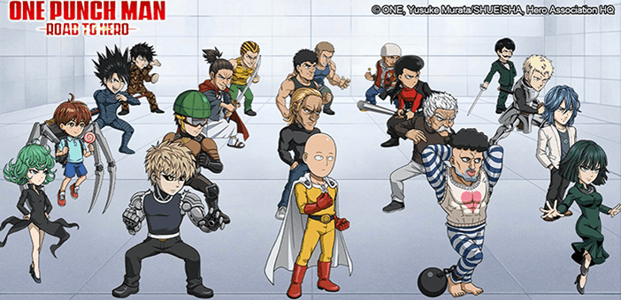 One Punch Man The Road To Hero Review Get Into Pc