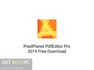 PixelPlanet PdfEditor Pro 2019 Latest version Download-GetintoPC.com