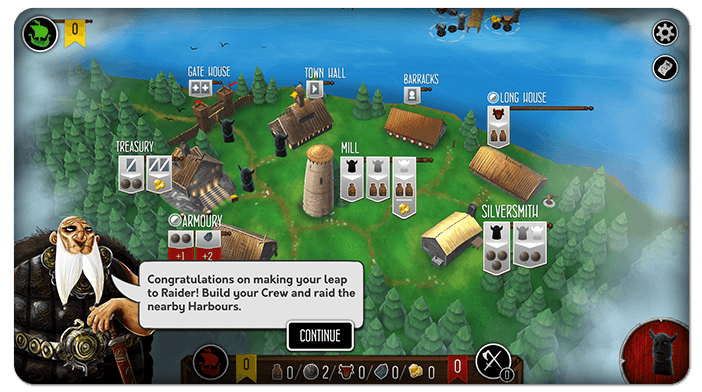 Raiders of the North Sea is now available on Mobile, Switch, and Steam