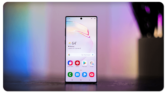 Samsung just released the specs for Galaxy Note 10 and Galaxy Note 10+