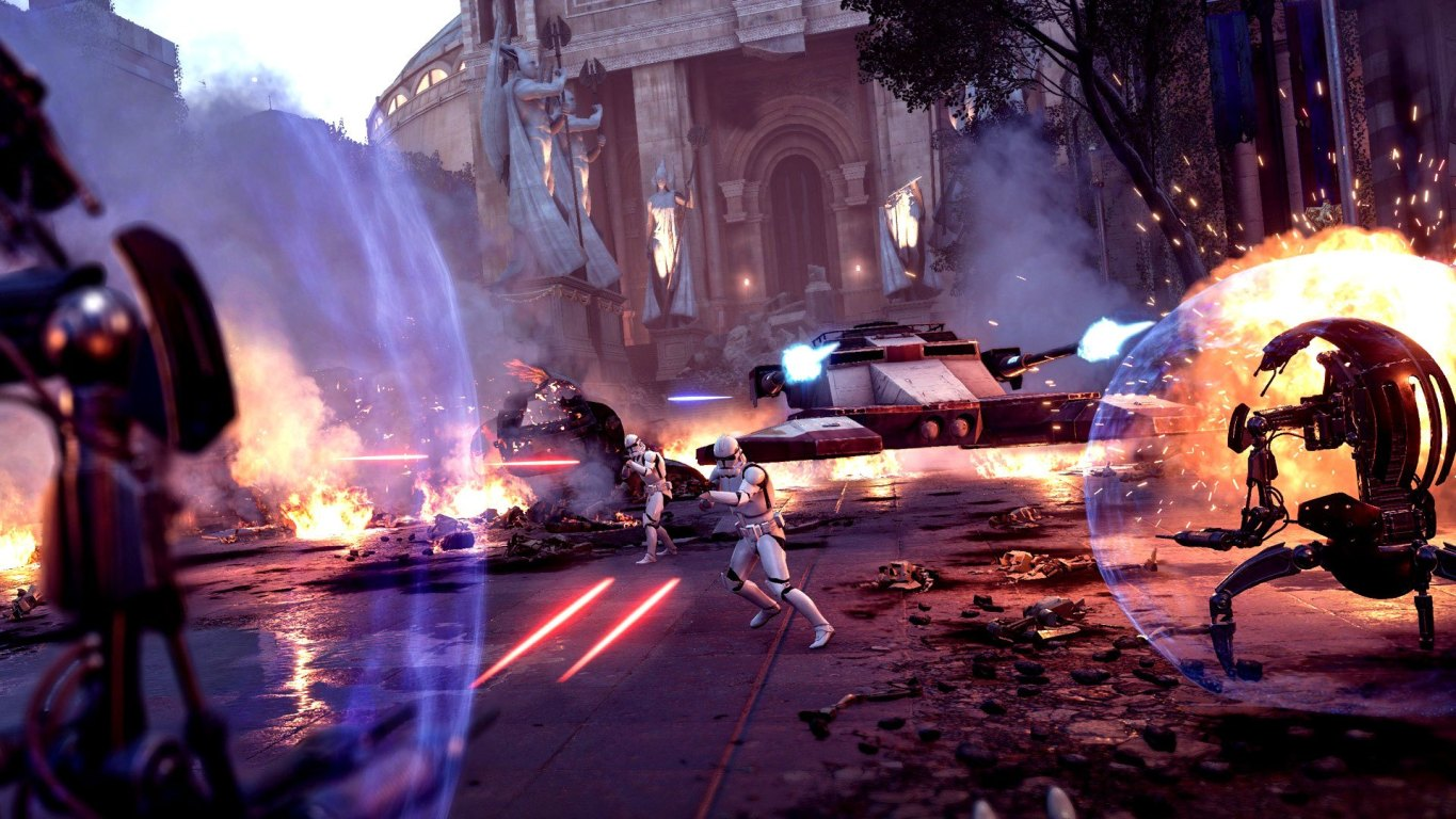 Star Wars Battlefront II and Need For Speed video game news expected at Gamescom this month