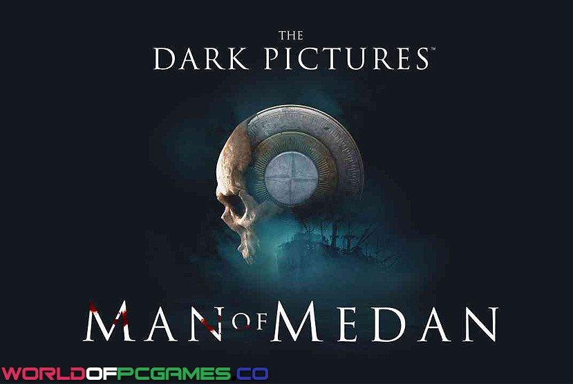 The Dark Picture Anthology Megaman, downloaded by Worldofpcgames for free