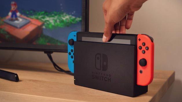 There's no official Switch exchange program, says Nintendo