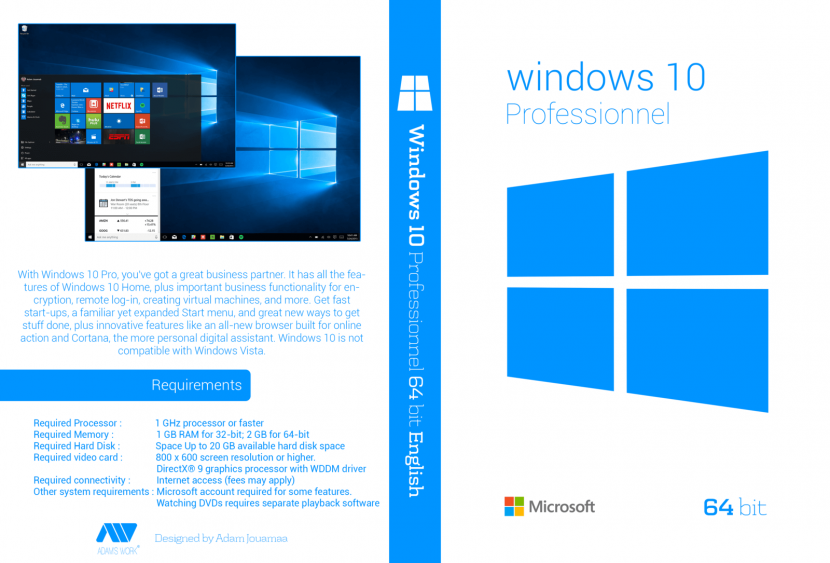 Windows 10 32 And 64 Bit Free Download Full Version Iso Official Get Into Pc