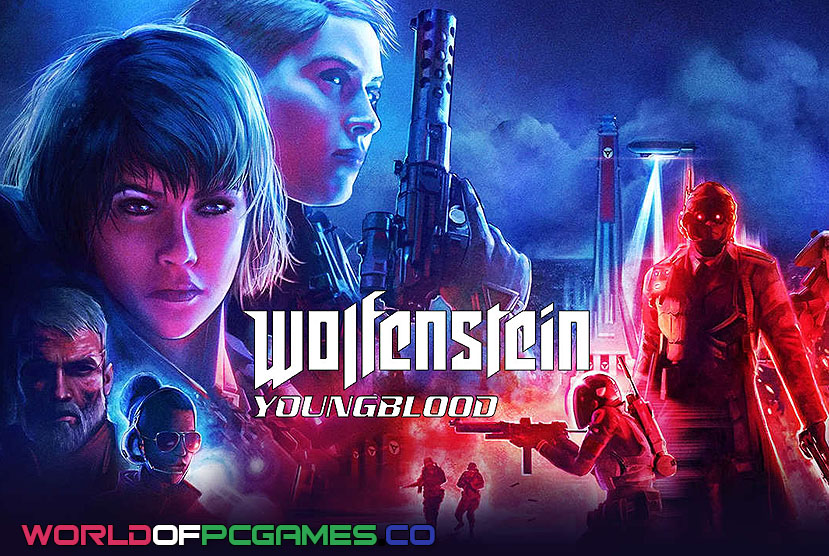 Wolfenstein Youngblood Free Download By Worldofpcgames.co