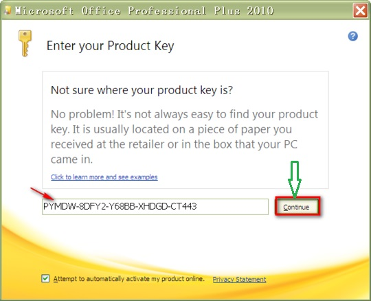 [100% Working] Microsoft Office 2010 Product Key for Free
