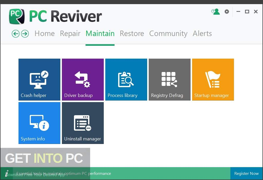 ReviverSoft PC Download the latest version of Reviver 2019-GetintoPC.com [19659026] ReviverSoft PC Reviver 2019 Latest download version-GetintoPC.com