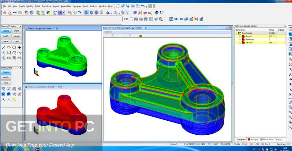 KeyCreator Direct CAD Cubicle 13.5.0 Direct link download-GetintoPC.com