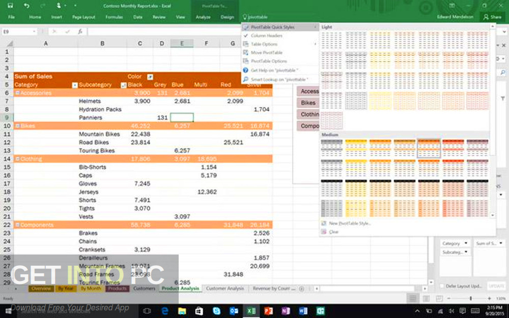 Office 2016 Pro Plus Updated in September 2019 L Trial version Download-GetintoPC.com