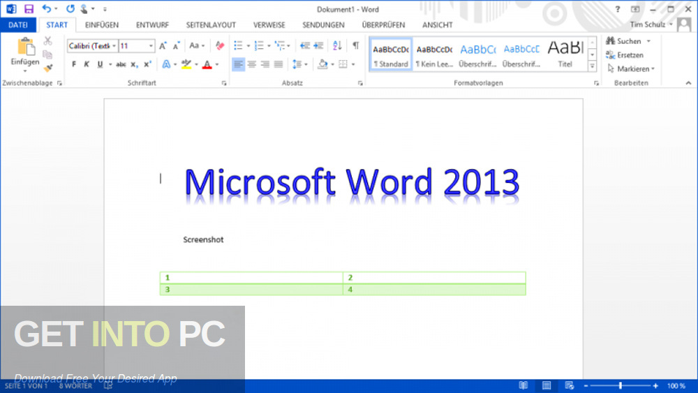 Office 2013 Professional Plus SP1 Updated on se September 2019 Latest version Download-GetintoPC.com