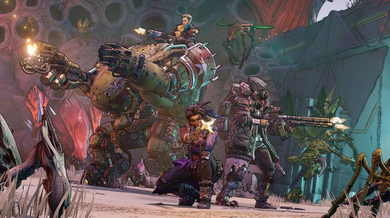 1569235054 374 best vault hunters and character builds for solo play in borderlands 3