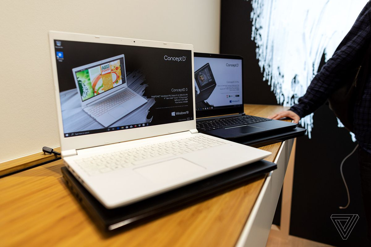 Acer's laptops for creators updated with latest Quadro graphics cards