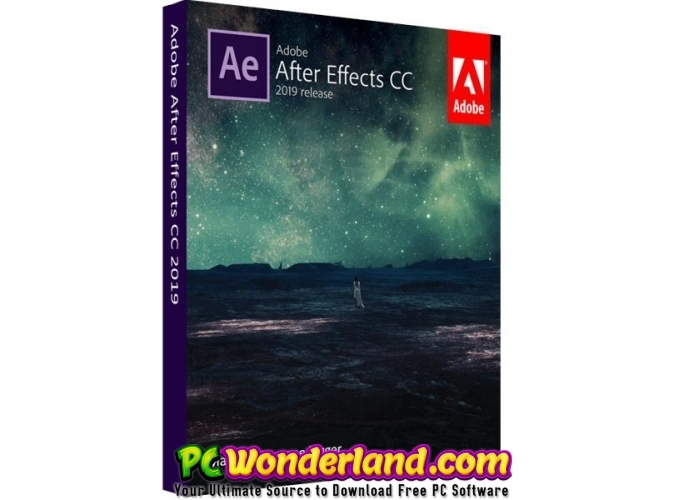 Adobe After Effects CC 2019 16.1.3 Free Download - PC Wonderland