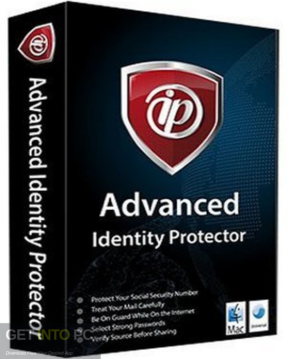 Free download of Advanced Identity Protector-GetintoPC.com