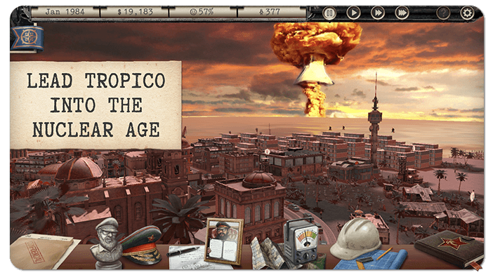 After a long wait Tropico is out on Android