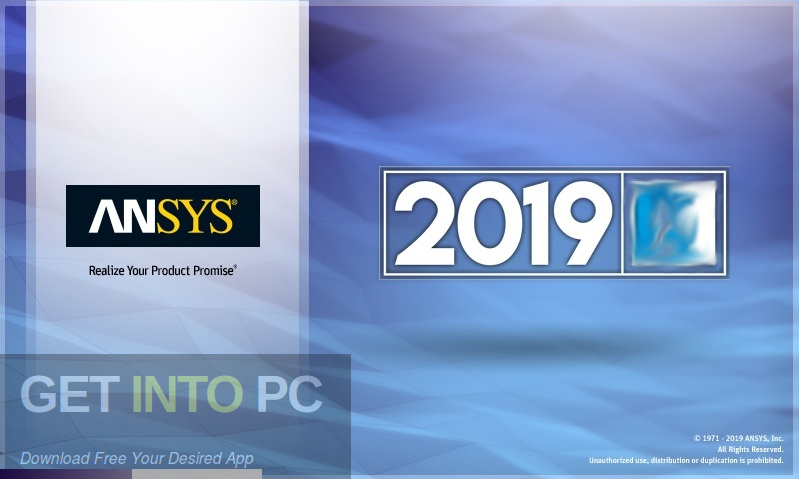 ANSYS Products 2019 Free Download-GetintoPC.com