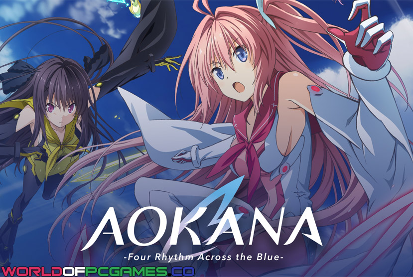 Aokana 4 Rhythm Across Blue Free Download by Worldofpcgames